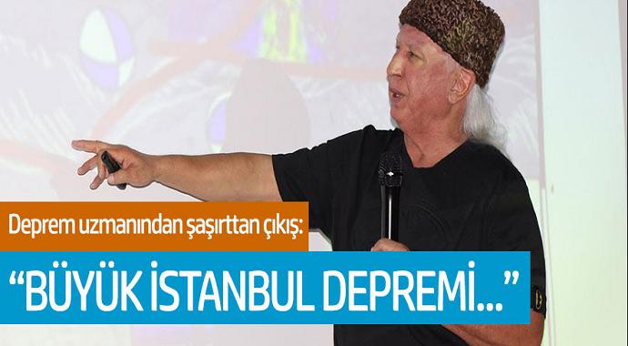 Deprem Uzmanında Şaşırtan Çıkış: Büyük İstanbul Depremi