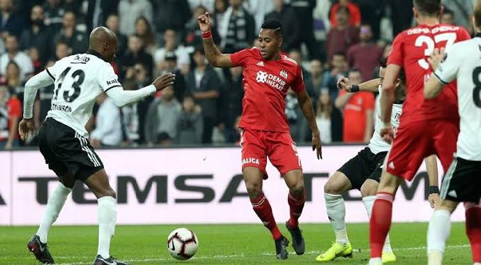 Beşiktaş Yine Hüsran