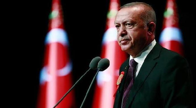 Erdoğan: ABD'nin Mazlum kod adlı teröristi bize teslim etmesi gerekiyor!