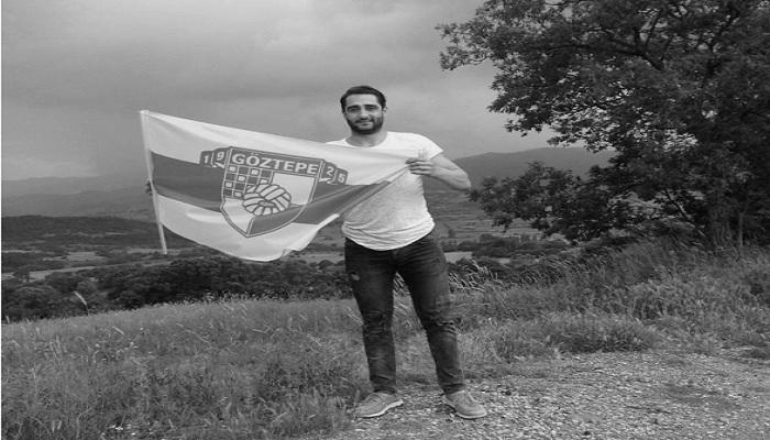 Kaza geçiren Göztepeli taraftar Barış Sazan, hayata tutunamadı