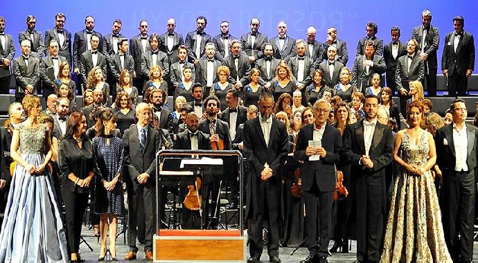 İstanbul 29 Ekim'de Konsere Doyacak!