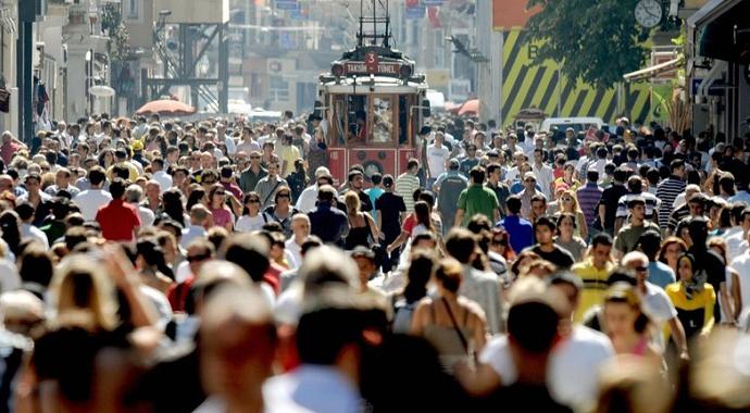Türkiye'nin 2020 Nüfusu Belli Oldu! Türkiye Nüfusu Kaç Oldu?