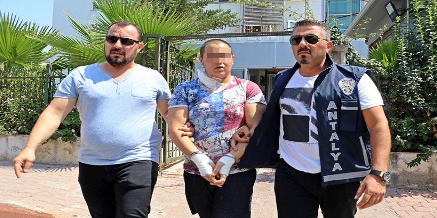Antalya'da 20 yaşındaki hamile ablasını öldüren kişi hakkında karar verildi