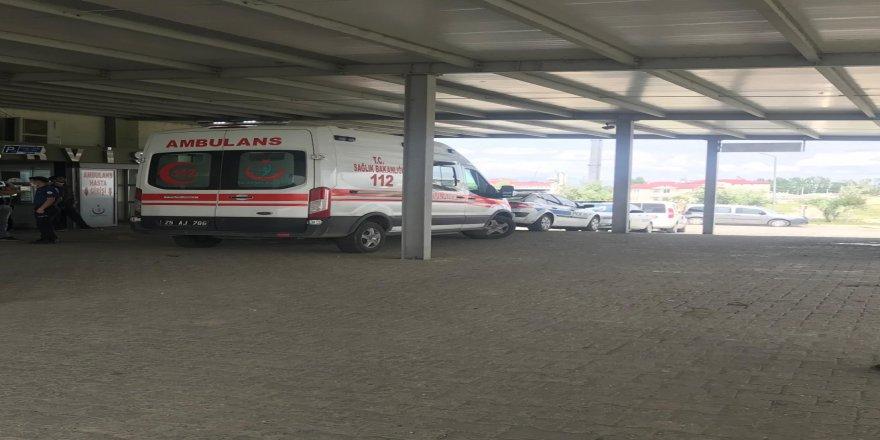 Erzurum Horasan'da iki farklı köye yıldırım düştü: 1 ölü, 5 yaralı