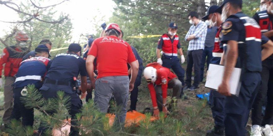 Afyonkarahisar'da 3 gün önce kaybolan 19 yaşındaki gencin cansız bedeni bulundu