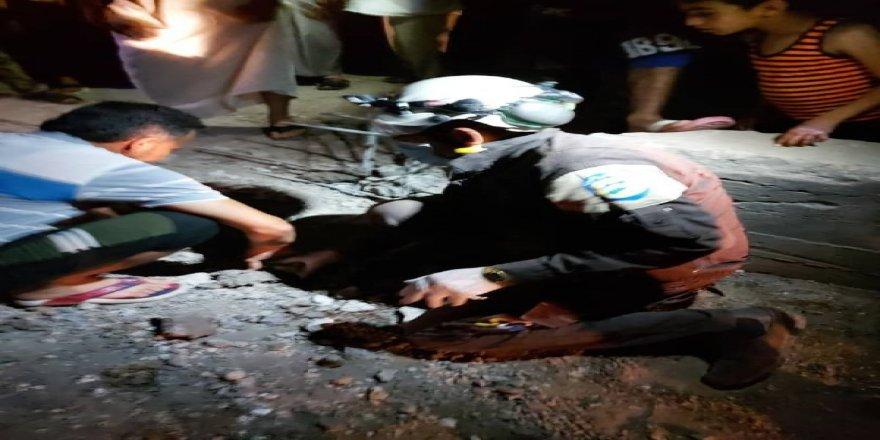 Son Dakika: Afrin'de patlama: 1 ölü, 2 yaralı
