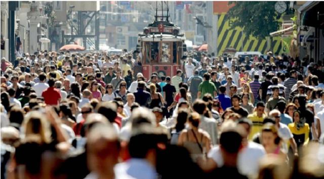 Denizli nüfusu 1 milyon 37 bin 208 oldu
