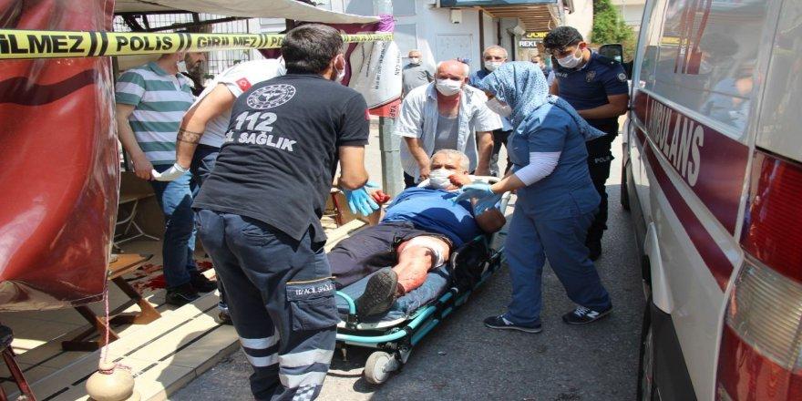 Kocaeli'de Çay ocağında tartıştığı vatandaşı silahla ayağından vurdu