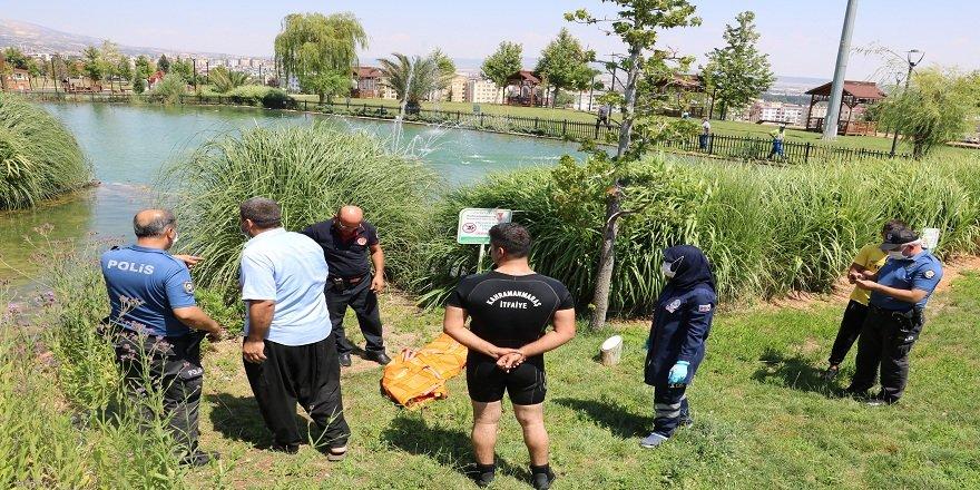 Serinlemek için Süs havuzuna giren çocuk hayatını kaybetti