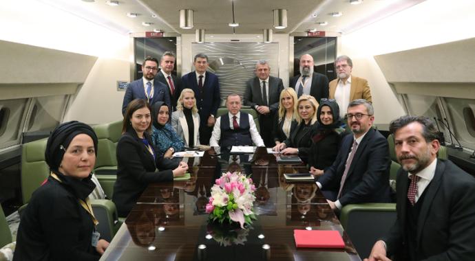 Başkan Erdoğan: 76 civarında rejim mensubu etkisiz hale getirildi