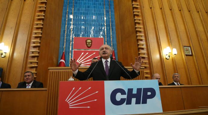 Kılıçdaroğlu'ndan Açıklama: Bu barış değil, Filistin'i yok etme anlaşmasıdır