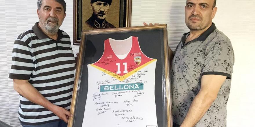 Bellona Kayseri Basketbol kupa kazanmak istiyor