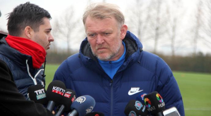 Robert Prosinecki: Antalyaspor maçını kazanmak zorundayız