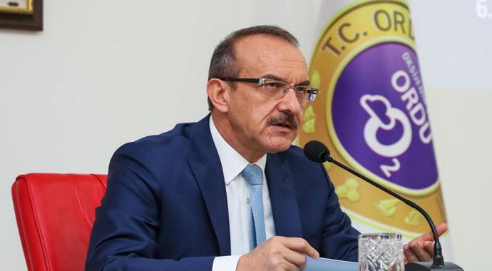 Ordu Valisi Seddar Yavuz'dan CHP milletvekili Mustafa Adıgüzel'e tepki