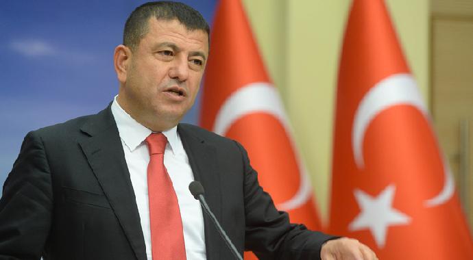 CHP'li Veli Ağbaba Bela Okudu