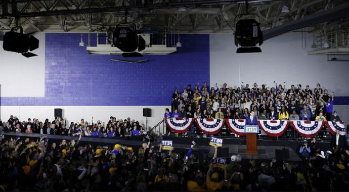 ABD'de Demokrat Parti'nin ilk ön seçiminde büyük hayal kırıklığı yaşandı