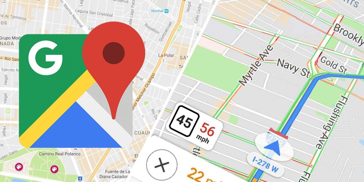 Google'den inanılmaz yenilik..! Google Haritalar uygulamasında artık trafik ışıklarını görebileceksiniz.!