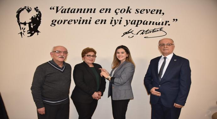 Eski İYİ Partili meclis üyesi MHP'ye geçti
