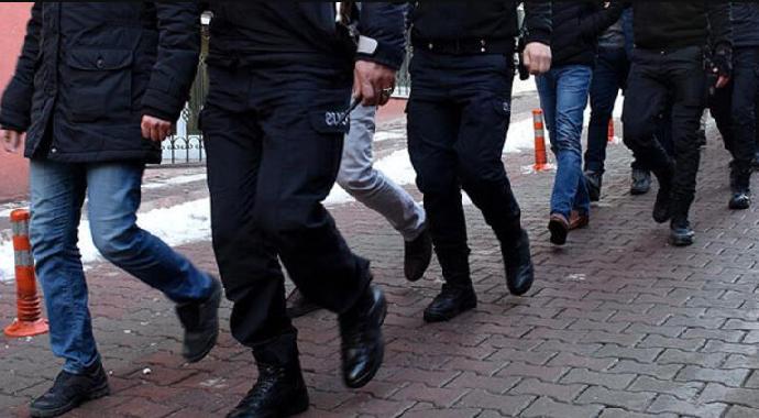 Kayseri'deki FETÖ operasyonunda 6 tutuklama