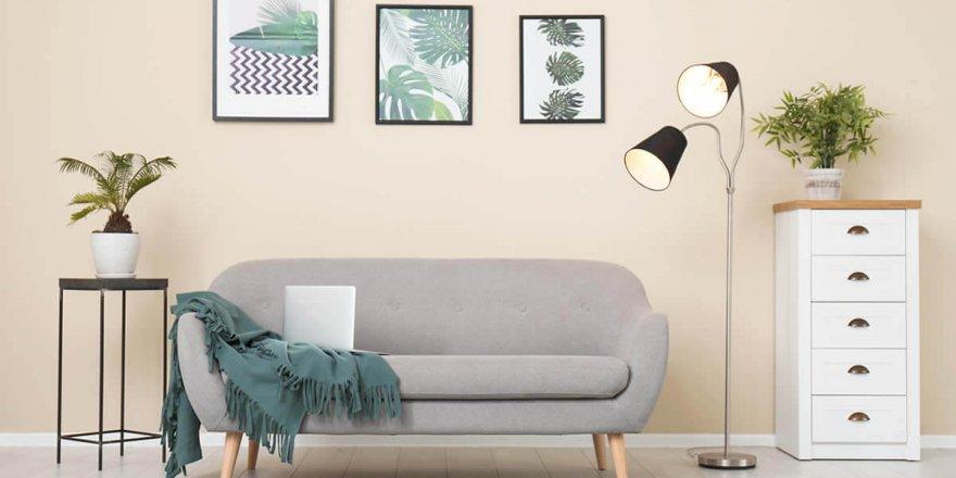 Türkiye'de en çok kullanılan ve tutulan duvar boya renkleri! Bu renkler  evinizin havasını değiştirecek…!