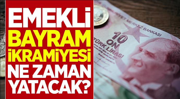 SGK ve Bağkur'lu emekliye 2000 TL ek ödeme! Emekli bayram ikramiyesi ne zaman yatacak?