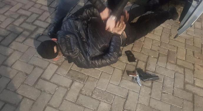 Ankara!da film sahnesi gibi hırsız operasyonu