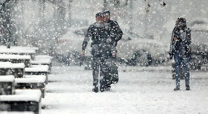 Meteoroloji'den Kayseri'ye kar yağışı uyarısı