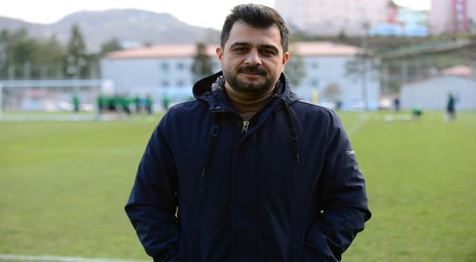 """Sacit Ali Eren: """"Erzurum kampı bizim için iyi geçti ama sonuçları iyi olmadı"""""""