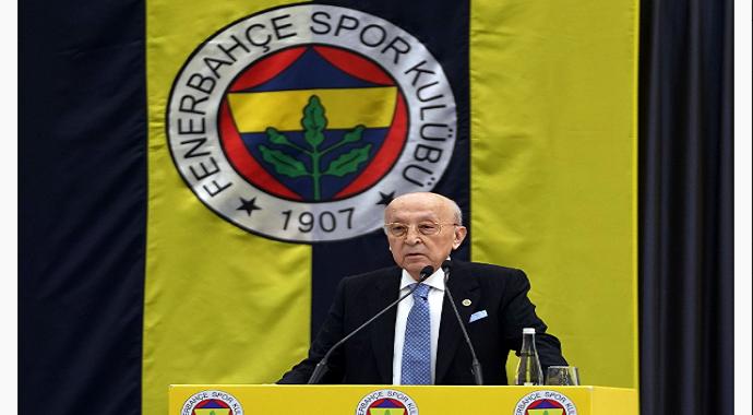 """Vefa Küçük: """"Atatürk döneminde nasıl Fenerbahçemize karşı çıktılarsa, Cumhurbaşkanımız döneminde de aynı şekilde karşı çıkanlar var"""""""