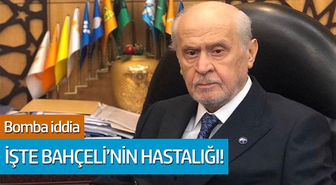 Devlet Bahçeli'nin Hastalığını Sabahattin Önkibar Açıkladı