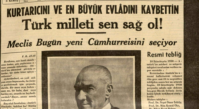 İstanbul Üniversitesi tozlu gazete sayfalarını erişime açtı