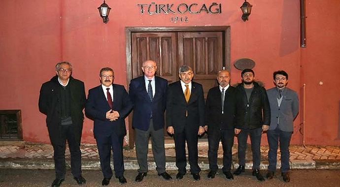 Eskişehir Türk Ocağı Başkanı Ünal'dan KKTC Cumhurbaşkanı Akıncı'ya tepki