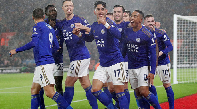 Leicester City Gol Atmaya Doyamadı