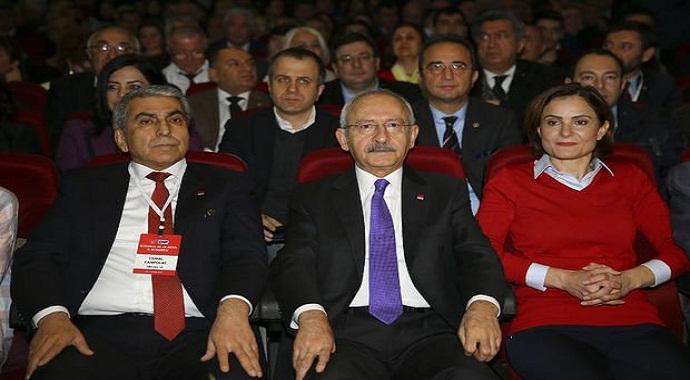 CHP İstanbul İl Başkanı yeniden Canan Kaftancıoğlu seçildi