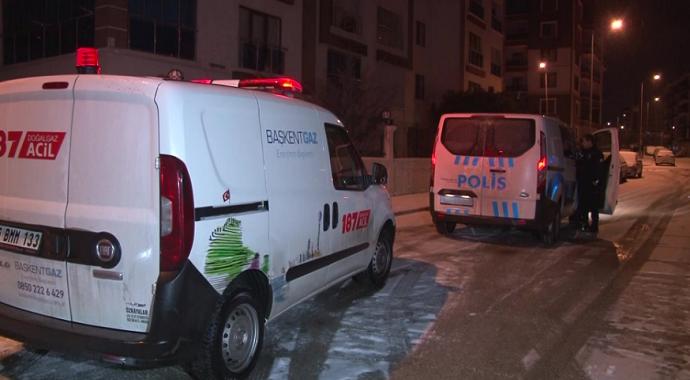 Ankara'da 4 kişi doğalgazdan zehirlendi