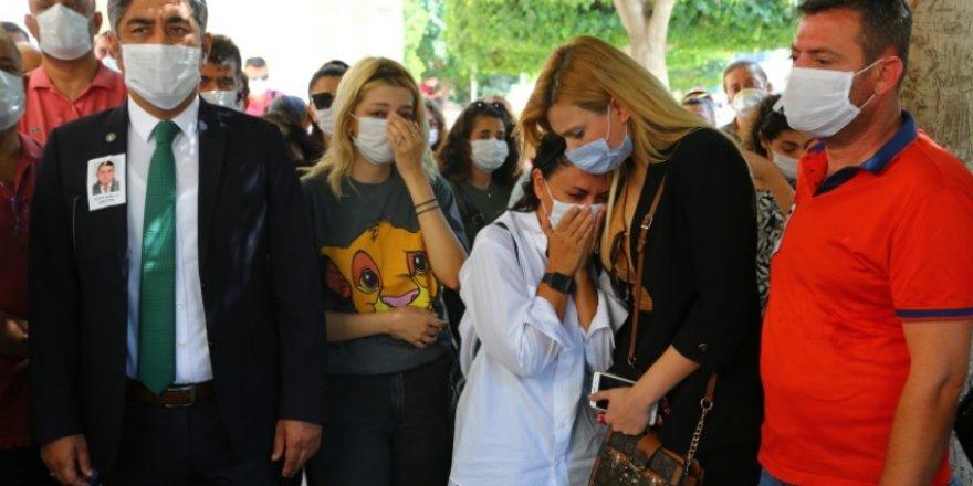 Vali Yardımcısı Tolga Polat tarafından öldürülen avukat Altuğ Polat cenazesinde gözyaşları sel oldu