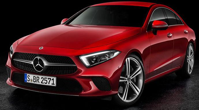 Mercedes'ten Lüks Elektrikli Otomobil
