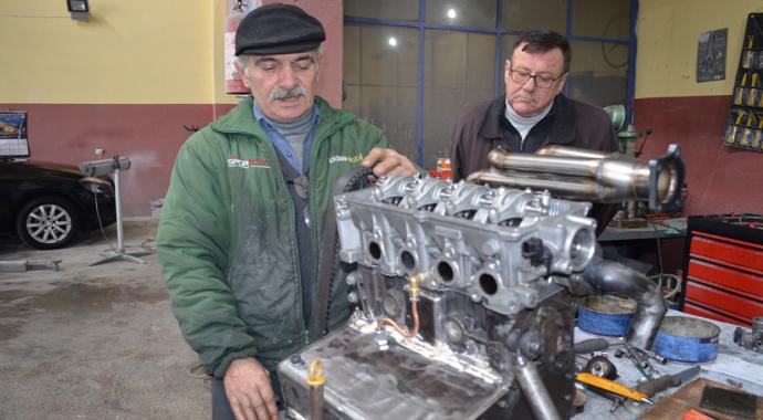 Bakanlık Halit Avcıoğlu'nun kare pistonlu araç motoru için harekete geçti