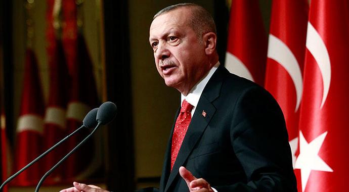 Cumhurbaşkanı Erdoğan, Türkiye-Pakistan İş Forumu'nda konuştu