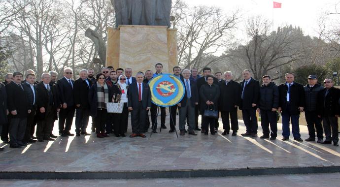 THK Kdz. Ereğli'de 95. Yılını kutladı