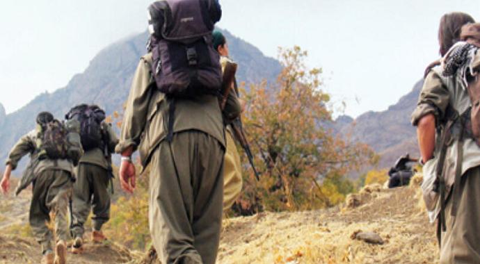 2 Genç Kızı Dağa Kaçırmak İsteyen PKKlı Teröristler