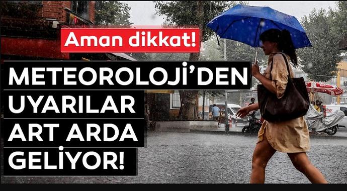 İstanbul'da hava durumu değişiyor... İstanbul'da yağmur yağacak mı? 15 Şubat hava durumu tahminleri