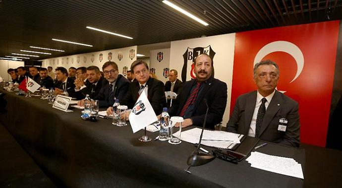 Beşiktaş'ın borcu 3 milyar TL'ye yaklaştı