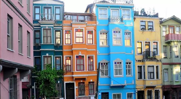 İstanbul'da Turist Patlaması Yaşanıyor