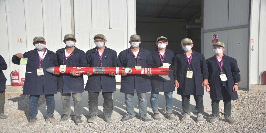 Roketsan- TÜBİTAK SAGE'nin roket başarısı