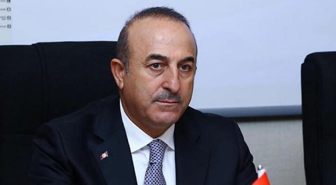 Bakan Çavuşoğlu, ABDli senatörlerle görüştü