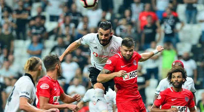 Beşiktaş, Antalyaspor Karşısında Kritik Virajda