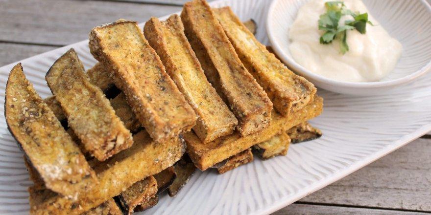 Çıtır Çıtır Patlıcan Balığı Tarifi – Patlıcan Balığı Nasıl Yapılır?