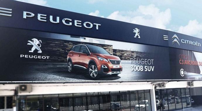 Peugeot ve Citroen Fifty Fifty