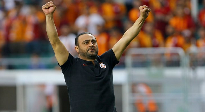 PFDK'dan Hasan Şaş'a 2 maç men ve 13 bin TL para cezası